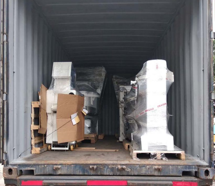 export attrezzature libia